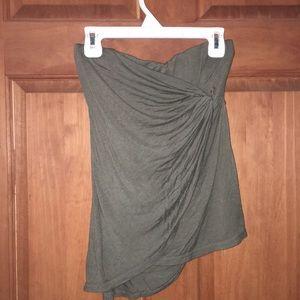 Green Rue21 Skirt